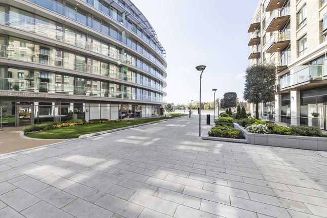 Thumbnail Flat to rent in Parr's Way, Fulham Reach