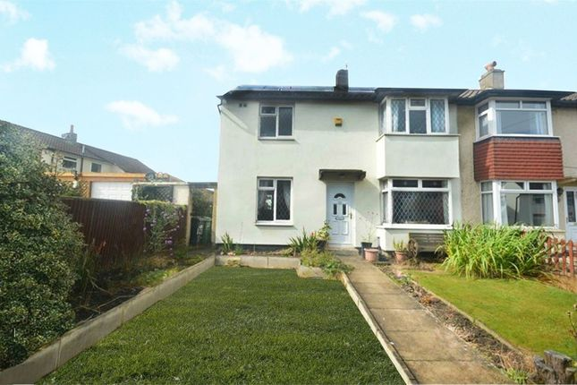 Thumbnail Semi-detached house for sale in Grosvenor Road, Huddersfield, West Yorkshire