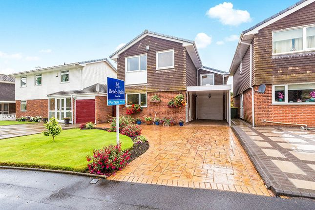 Thumbnail Detached house for sale in Heathway, Fulwood, Preston