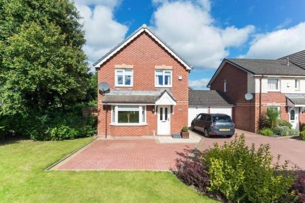 Thumbnail Property to rent in Fyne Crescent, Larkhall