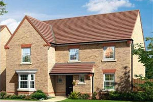 "Thumbnail Detached house for sale in ""Manning"" at St. Benedicts Way, Ryhope, Sunderland"