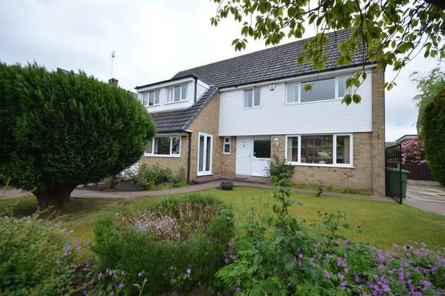 Thumbnail Detached house for sale in Rosedale Avenue, Sandal, Wakefield