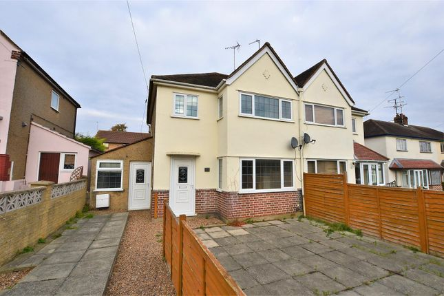 Thumbnail Semi-detached house for sale in Drift Road, Stamford
