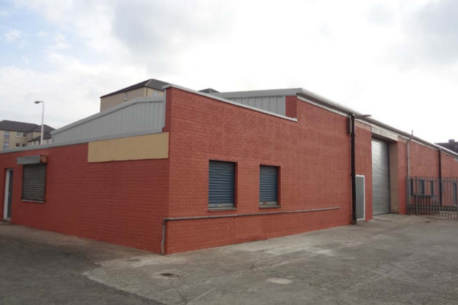 Thumbnail Warehouse to let in Unit 4, Stewartfield Industrial Estate, Edinburgh