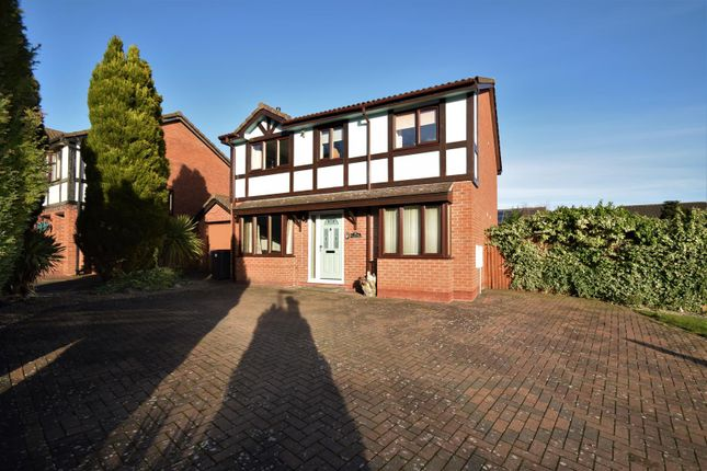 Thumbnail Detached house for sale in Purton Wood View, Telford