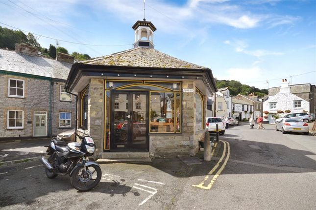 Commercial property for sale in Princes Square, West Looe, Looe
