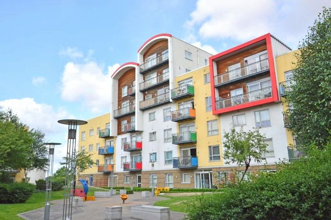 Exterior of Holly Court, Greenroof Way, Greenwich, London SE10