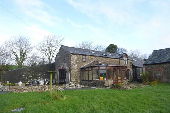 Thumbnail Detached house to rent in Sutcombe, Holsworthy, Devon
