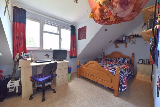 Bedroom Four of Camp Hill, Bugbrooke, Northampton NN7