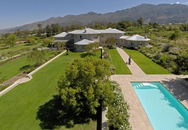 Thumbnail Property for sale in Tseringma, Franschhoek, Western Cape, South Africa, 7690