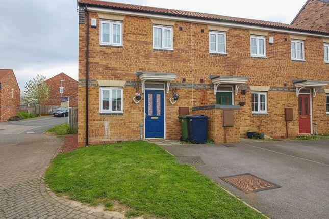 Thumbnail Terraced house for sale in Low Mill Villas, Blaydon-On-Tyne