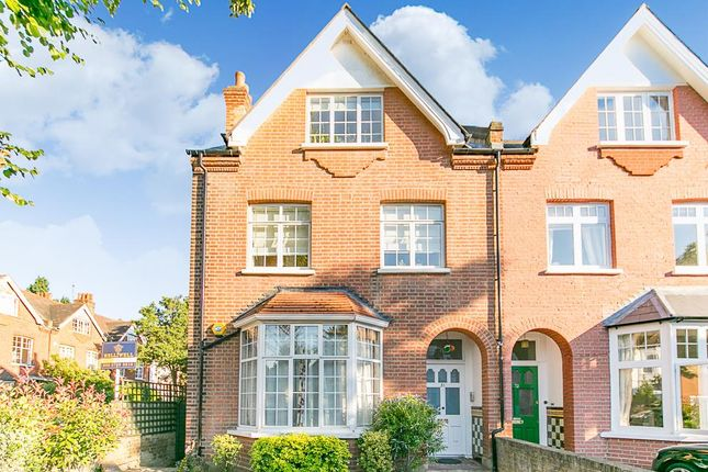 Thumbnail Semi-detached house to rent in The Park, London