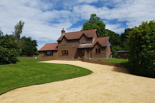 Thumbnail Detached house for sale in Biddenden, Ashford
