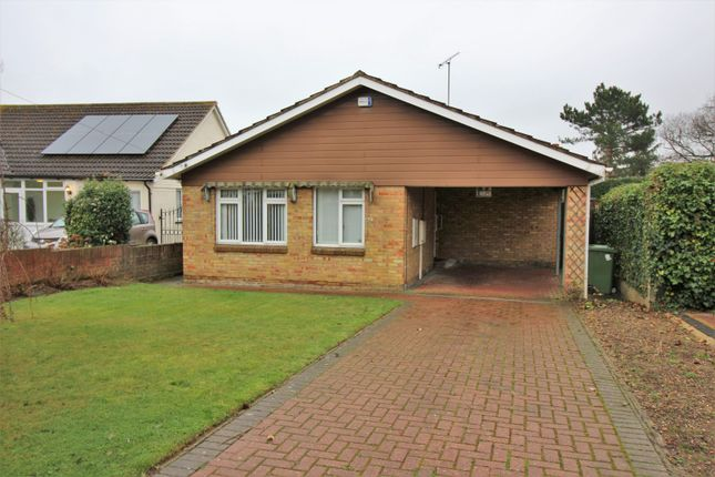 Thumbnail Detached bungalow for sale in Kings Road, Basildon