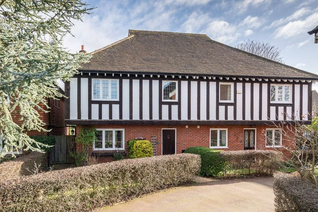 Thumbnail Semi-detached house for sale in Middle Green, Brockham, Betchworth