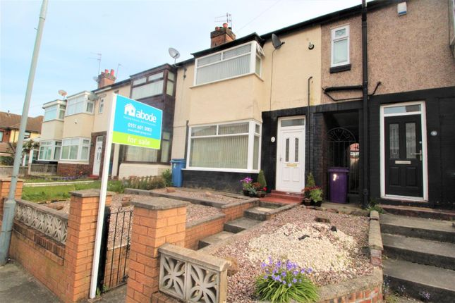 Thumbnail Town house for sale in Condor Close, Garston, Liverpool