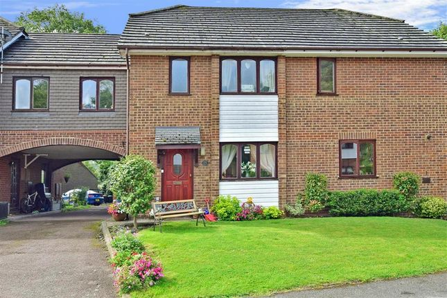Thumbnail Terraced house for sale in Brissenden Close, Upnor, Rochester, Kent