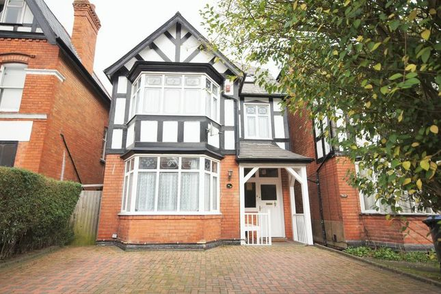Thumbnail Detached house for sale in Sandford Road, Moseley, Birmingham
