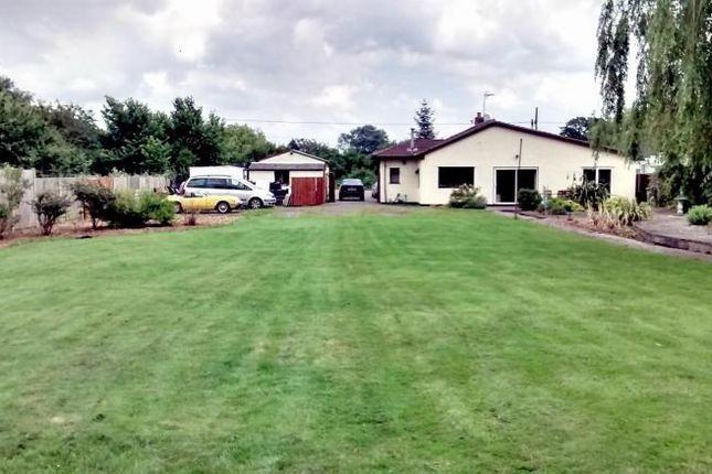 Thumbnail Detached bungalow for sale in Upper Park Road, Wickford