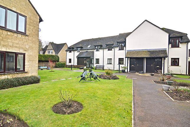 Thumbnail Flat for sale in Pegasus Court, Bourton-On-The-Water, Cheltenham