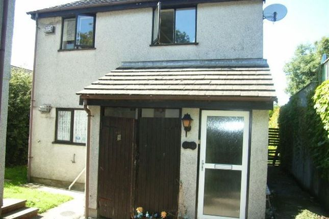 Thumbnail Flat to rent in Moses Close, Plymouth