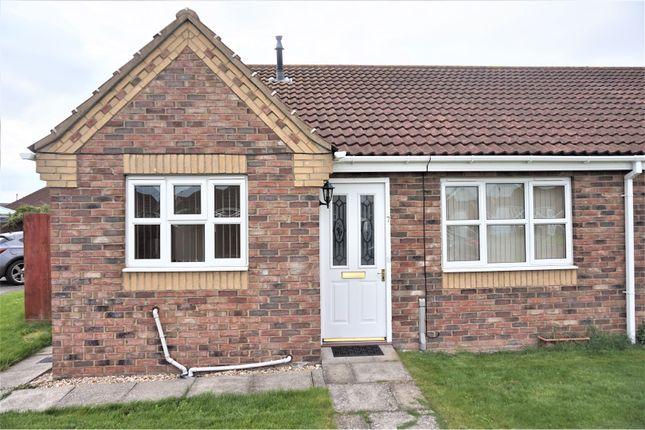 Thumbnail Semi-detached bungalow for sale in Celandine Close, North Killingholme
