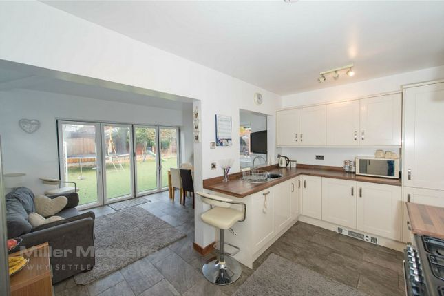 4 bed semi-detached bungalow for sale in Clyde Road, Radcliffe, Manchester, Lancashire