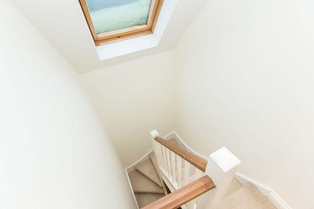 Staircase of Glebe Lane, Arkley, Barnet EN5