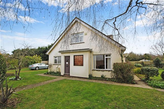 Thumbnail Detached house for sale in Clappers Lane, Earnley, Chichester, West Sussex