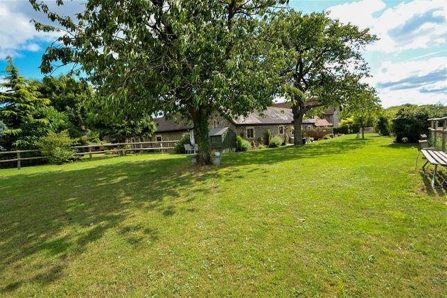 ## Rear Shot of West Barn, Great Cossington Farm, Aylesford ME20