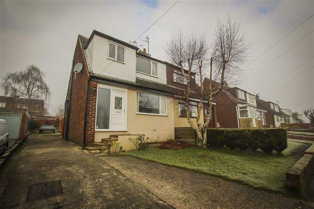 Thumbnail Semi-detached bungalow for sale in Dudley Avenue, Oswaldtwistle, Lancashire