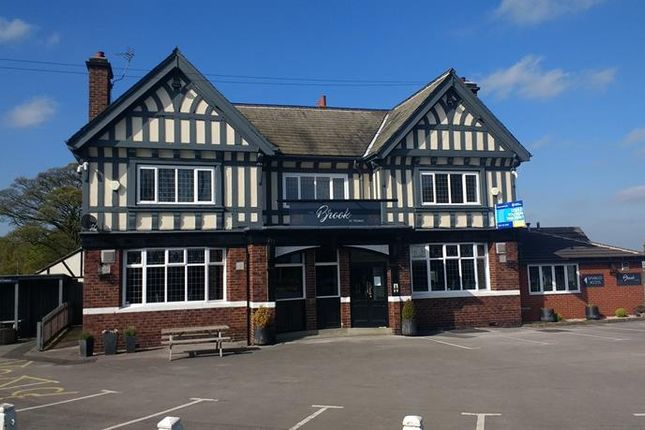 Thumbnail Leisure/hospitality to let in The Brook / Inn At Troway, Snowden Lane, Troway, Sheffield