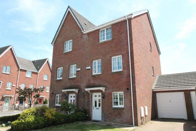 4 bedroom semi-detached house for sale in Milfrean View, Brynmawr