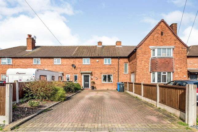 3 bed terraced house for sale in Tuppenhurst Lane, Handsacre, Rugeley WS15