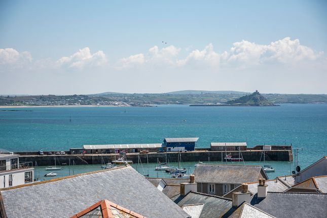 Flat for sale in New Street, Penzance