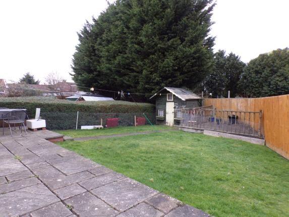 Rear Garden of Forest Avenue, Bristol BS16