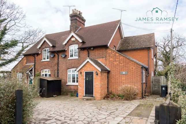Thumbnail Semi-detached house for sale in Canes Lane, Hastingwood