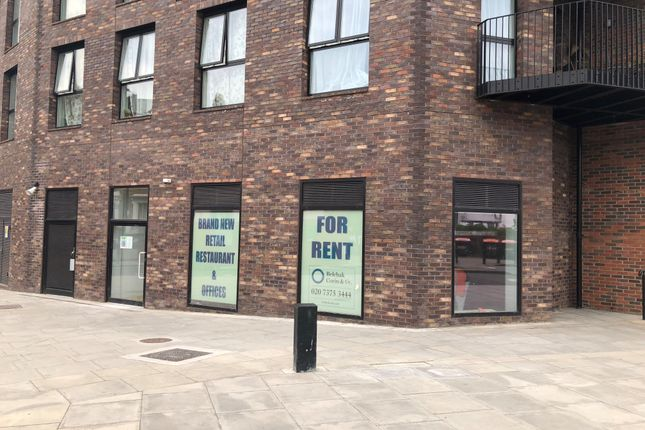 Thumbnail Retail premises to let in Martel Place, Hackney