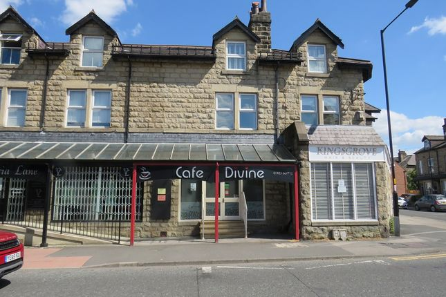 Thumbnail Restaurant/cafe for sale in Kings Road, Harrogate
