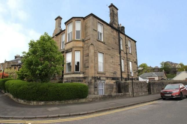 Thumbnail Flat for sale in Glebe Avenue, Stirling, Stirlingshire