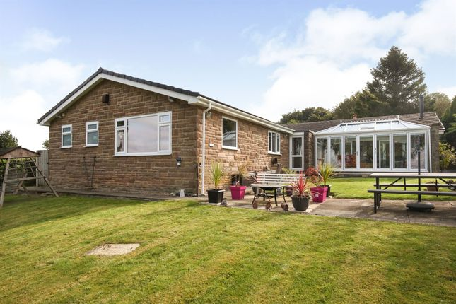 Thumbnail Detached bungalow for sale in Serlby Drive, Harthill, Sheffield