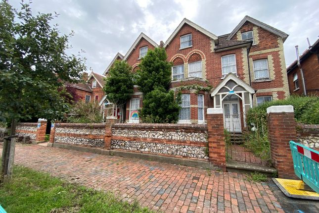 Thumbnail Semi-detached house for sale in Enys Road, Eastbourne