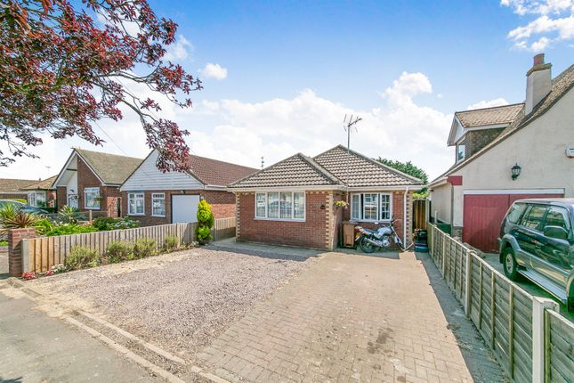 Thumbnail Detached bungalow for sale in Park Square East, Jaywick, Clacton-On-Sea