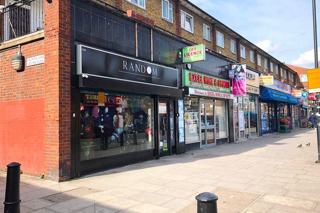 Thumbnail Retail premises for sale in Salmon Lane, London