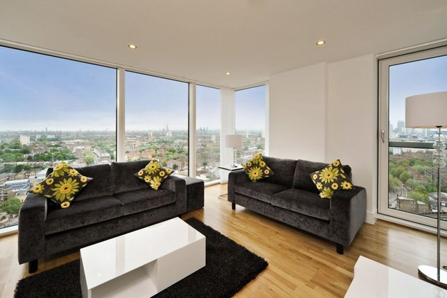 Thumbnail Flat to rent in Distillery Tower, 1 Millbank Lane, Deptford, London