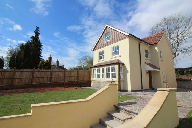 Thumbnail Detached house for sale in New Homes Bell Hill, Stapleton, Bristol