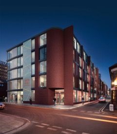 1 bed flat for sale in Earl Street, Sheffield