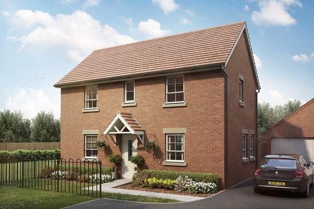"Thumbnail Detached house for sale in ""Buchanan"" at Bevans Lane, Pontrhydyrun, Cwmbran"