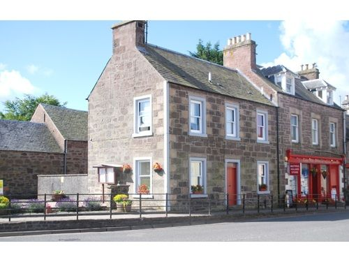 Thumbnail Flat to rent in Drummond Street, Muthill