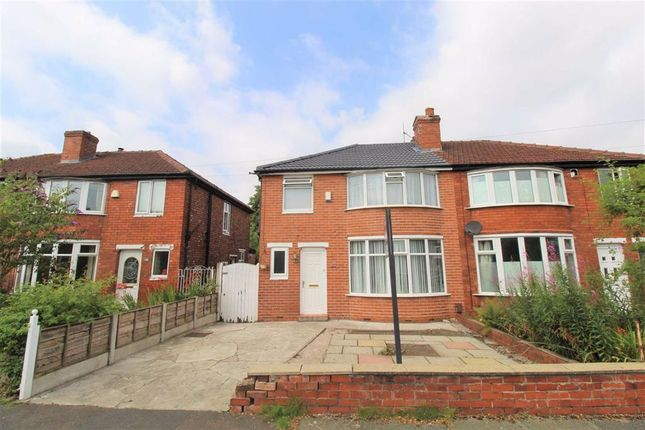 Thumbnail Semi-detached house for sale in St. Chads Road, Withington, Manchester